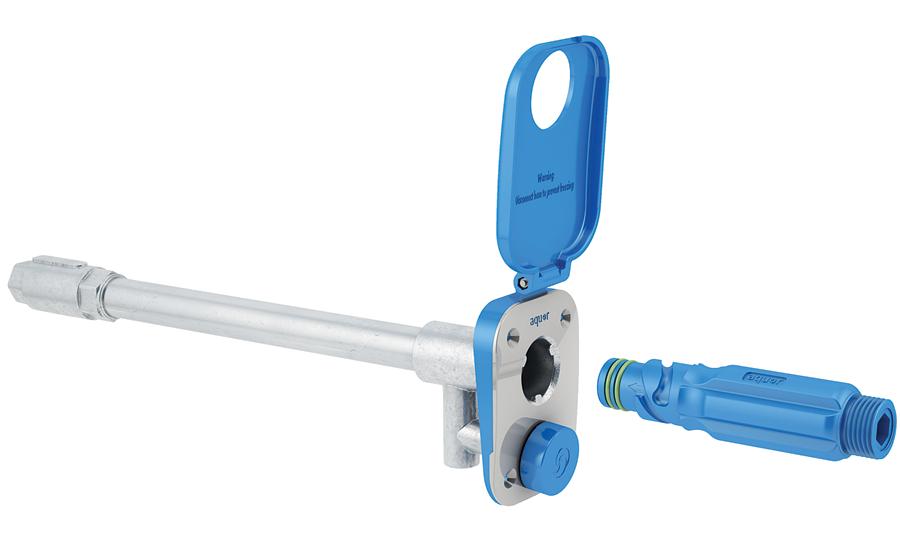 Aquor frost-free hose bib   2016-04-22   Plumbing and Mechanical