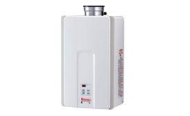Rinnai noncondensing tankless water heater