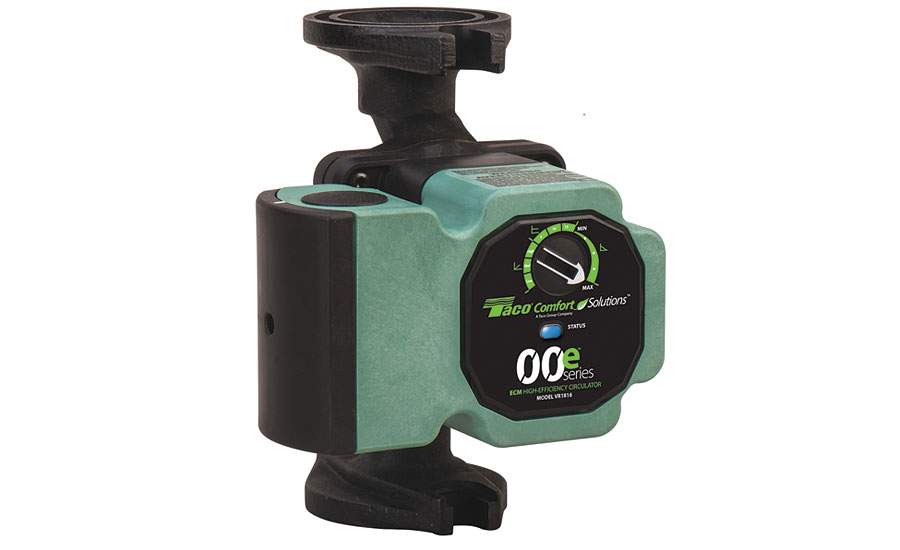 Taco variable-speed circulator