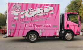 PM April 2016 Truck of the Month: Tiger Plumbing, Heating, Air Conditioning & Electrical Services