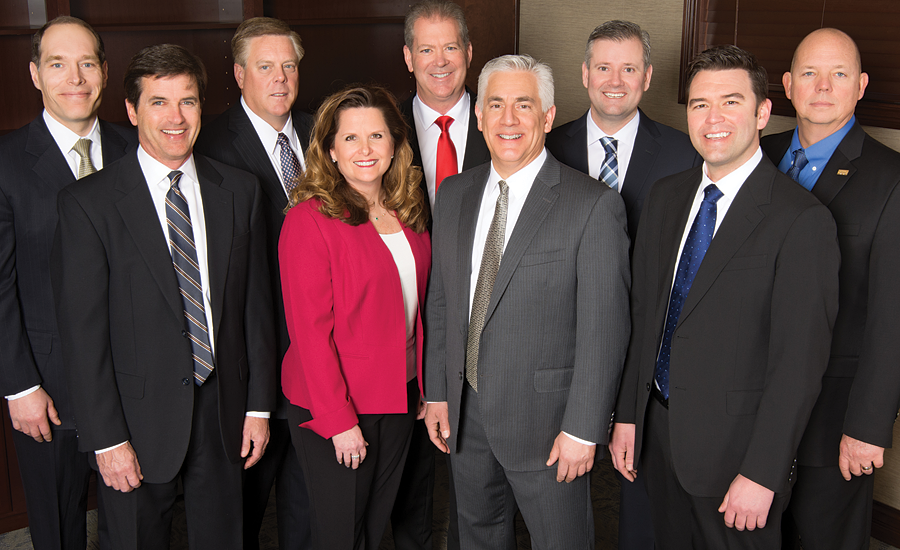 BMWC's executive leadership team