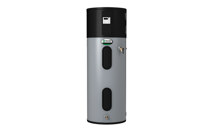 A. O. Smith Voltex hybrid electric heat pump water heaters