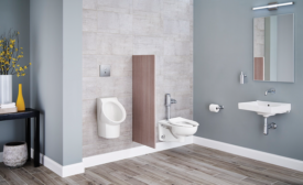 American Standard Commercial bathroom fixtures