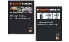 Bryan Steam boiler brochure