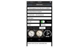 CECC Solution pressure-test utility app