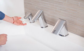 Sloan integrated sink