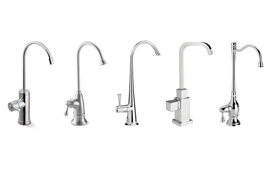 Tomlinson reverse osmosis faucets
