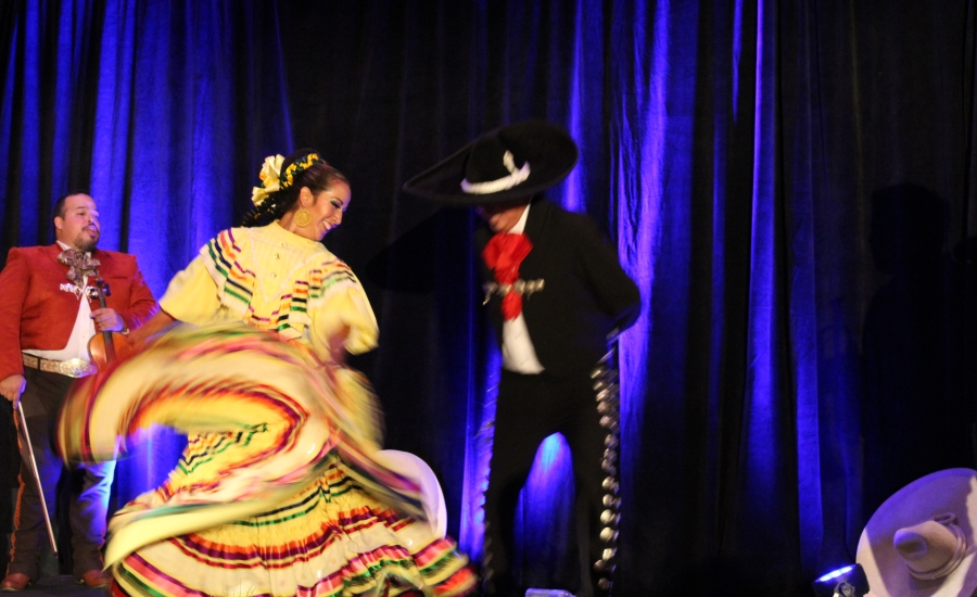 The PHCC CONNECT 2016 opening reception included a mariachi band and dancers. Photo credit: Jen Anesi/Plumbing & Mechanical