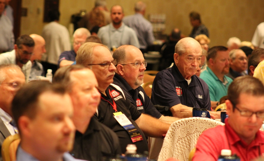 Contractors, manufacturers, apprentices, and guests gather in San Antonio Oct. 19-21 for PHCC CONNECT 2016. Photo credit: Jen Anesi/Plumbing & Mechanical
