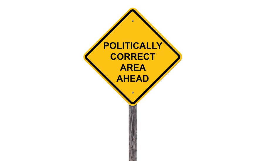 Why you should be politically correct