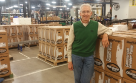 Charlie Cook, CEO and president of Liberty Pumps