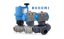 Bonomi BV2 Series ball valves