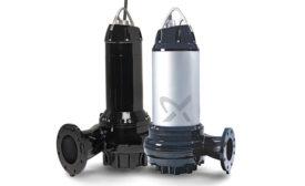 Grundfos SL, SE wastewater pumps