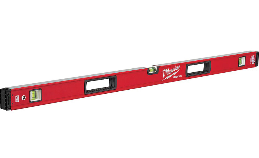 Milwaukee Tool REDSTICK box levels