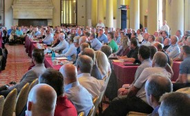 The 2016 AIM/R Conference attendance was 400, including representatives from 66 manufacturers.