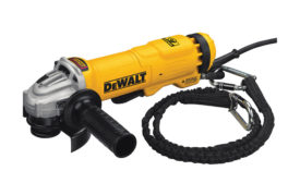 DeWalt small angle grinders; power tools, corded tools