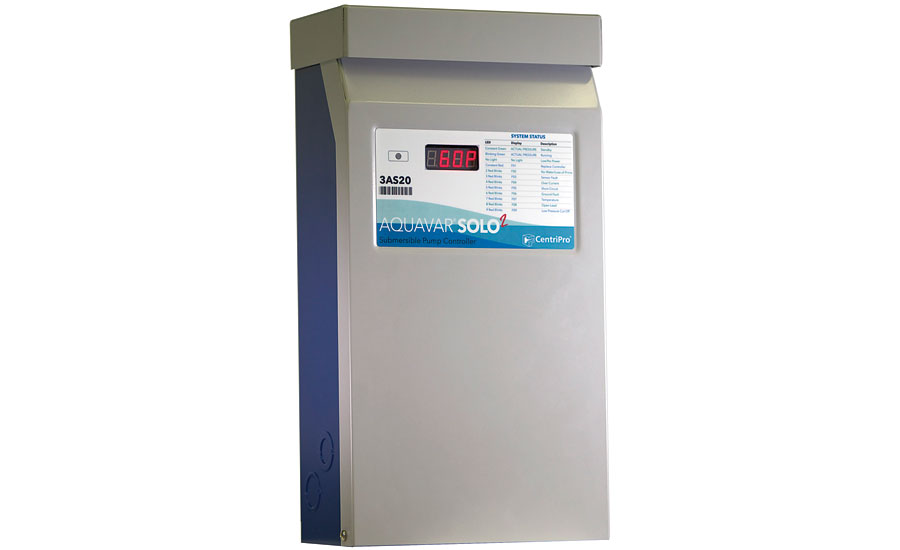 Goulds constant-pressure water controller