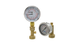 Webstone add-a-gauge tools;gauge port, temperature gauge, pressure gauge, Add-A-Gauge