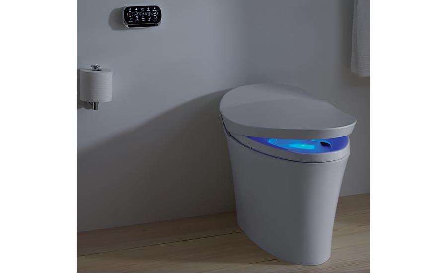 kohler integrated bidet toilet 2016 01 25 plumbing and mechanical