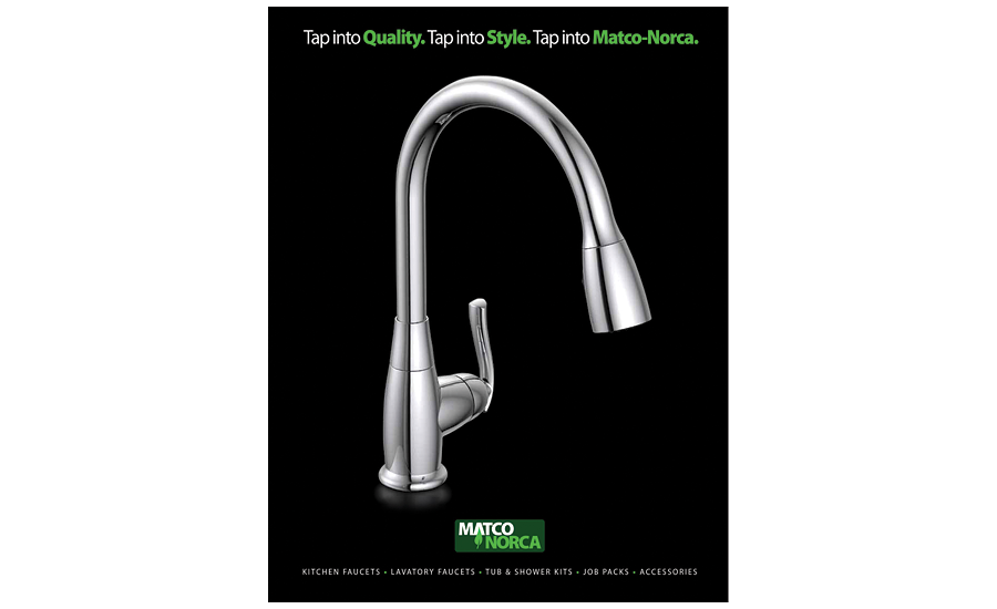 Matco-Norca faucet catalog   2016-01-24   Plumbing and Mechanical