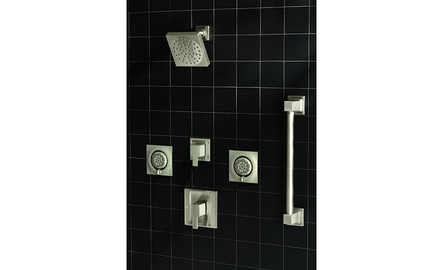 Moen shower body sprays | 2016-01-25 | Plumbing and Mechanical