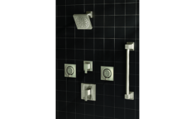 Moen, Personalized shower