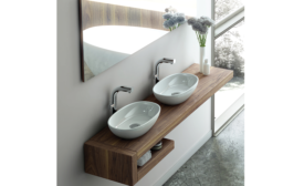 Victoria + Albert vessel bathroom sink