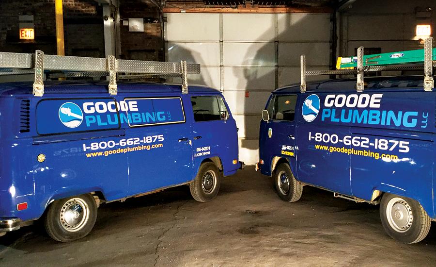 Truck of the Month: Goode Plumbing, Chicago   2016-01-13   Plumbing ...