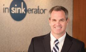 InSinkErator President Tim Ferry