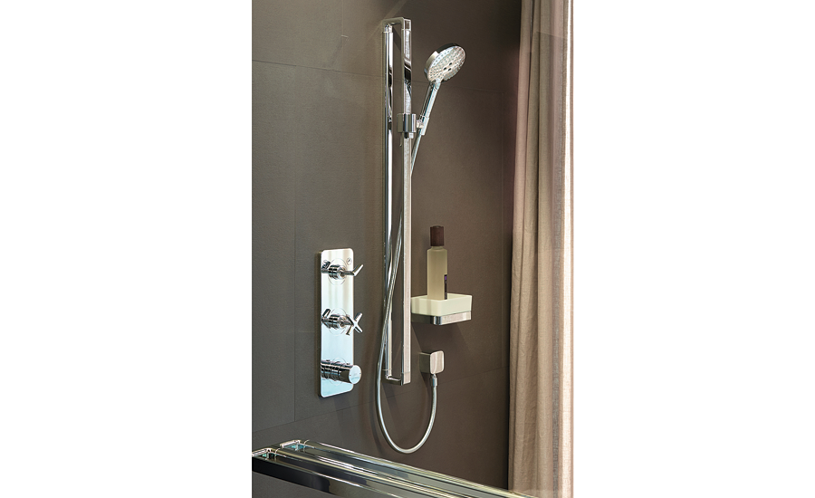 Axor decorative shower system