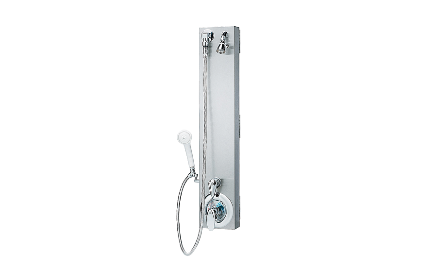Bradley ADA-compliant shower packages