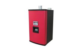 Velocity fire-tube boiler design
