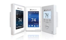 SunTouch floor-warming thermostat