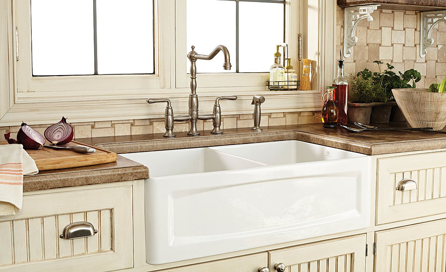 American Standard Apron Kitchen Sink Collection