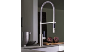 California Faucets pull-out kitchen faucet