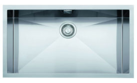 Franke stainless-steel kitchen sink