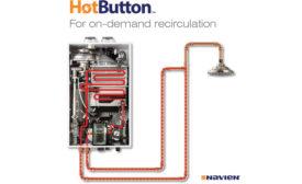 Navien tankless water heater recirculation
