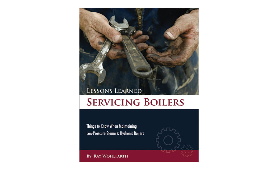 Wohlfarth commercial boiler service book