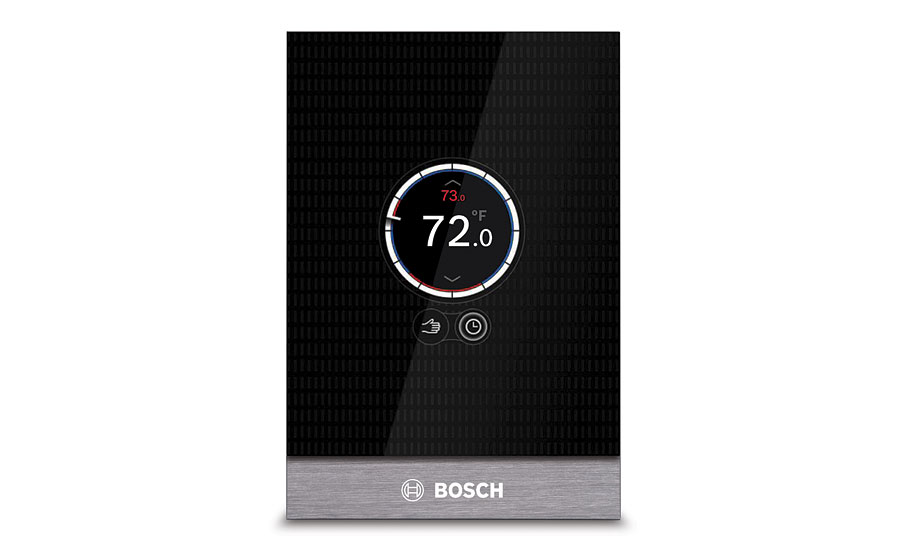 Bosch smart thermostat and boiler controller