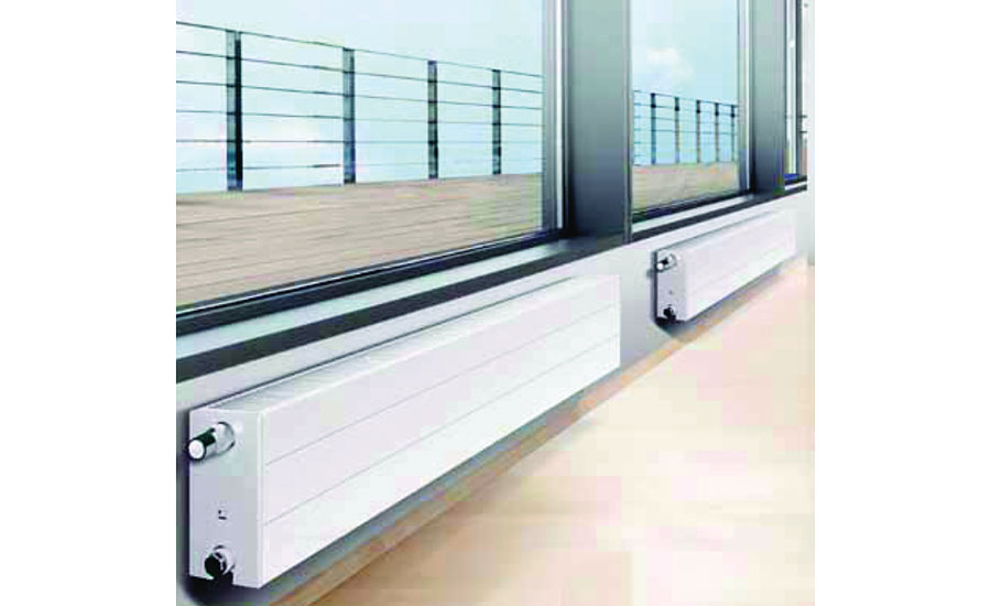 Myson steel panel radiators; hydronic products, plumbing products, tools, green heating