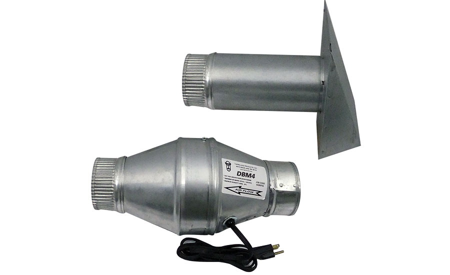 Tjerlund residential fresh air intake system; hydronic products, plumbing products, tools, green heating