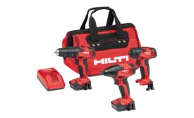 Hilti 12V cordless tools