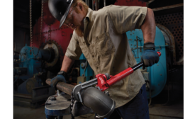 Milwaukee Tool adaptable pipe wrench