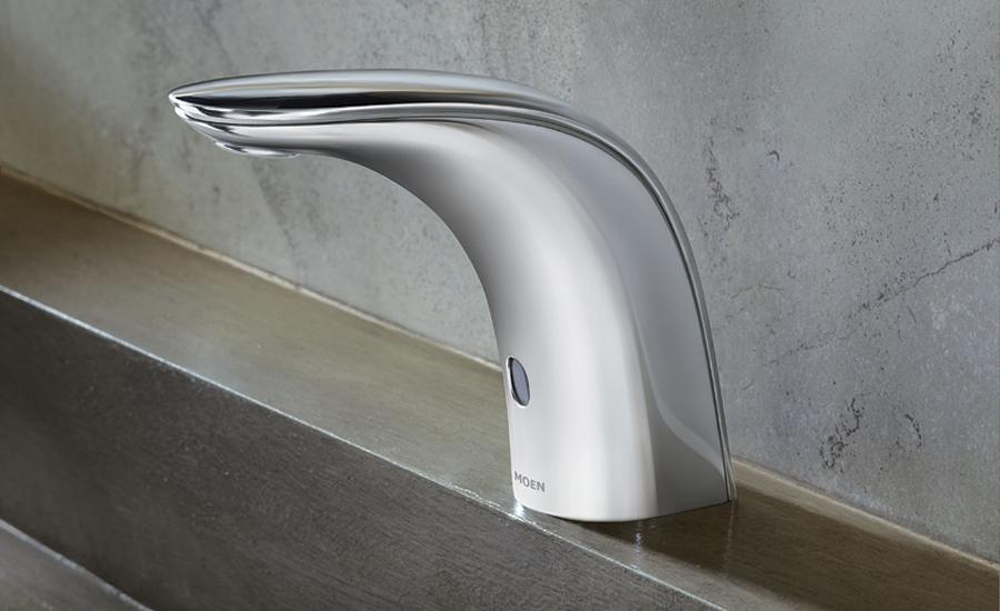 Moen Commercial Sensor-operated Bath Faucets