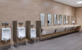School districts update bathrooms with flushometers