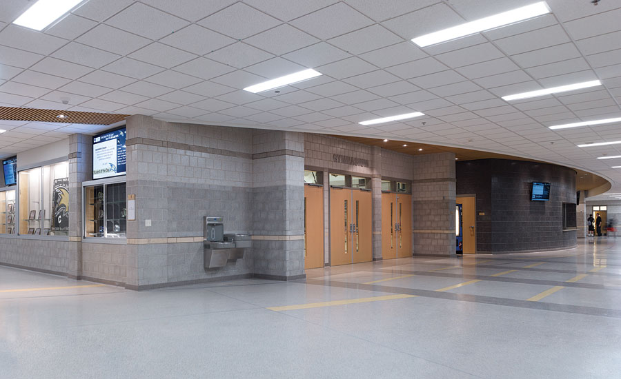 Corning-Painted Post Area School District facility owners