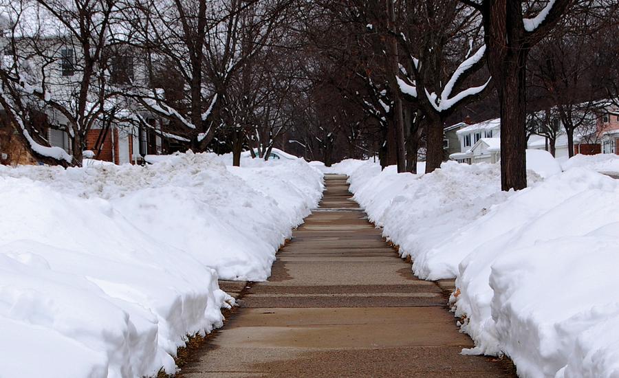 The Politics Of Snow Melt Systems 2016 11 16 Plumbing
