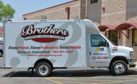 Truck of the Month: Brothers Plumbing, Heating, Electric; Thornton, Colo