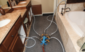 Adding pipe-lining services can enhance a plumbing business