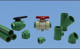 Asahi/America Asahitec PP-RCT piping systems